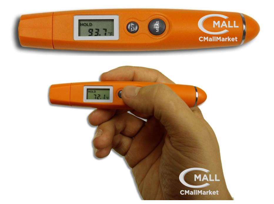 Termometro Infrarrojo Pirometro Tipo Lapiz CMALL MARKET