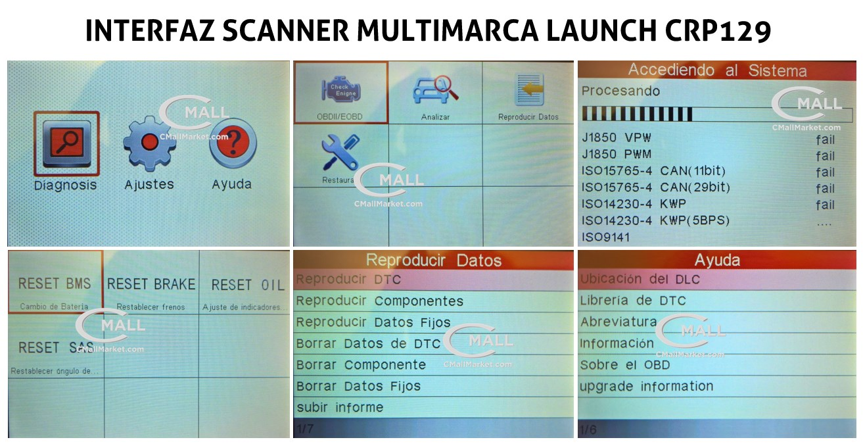 Launch CRP129 4 Sistemas CMALL MARKET