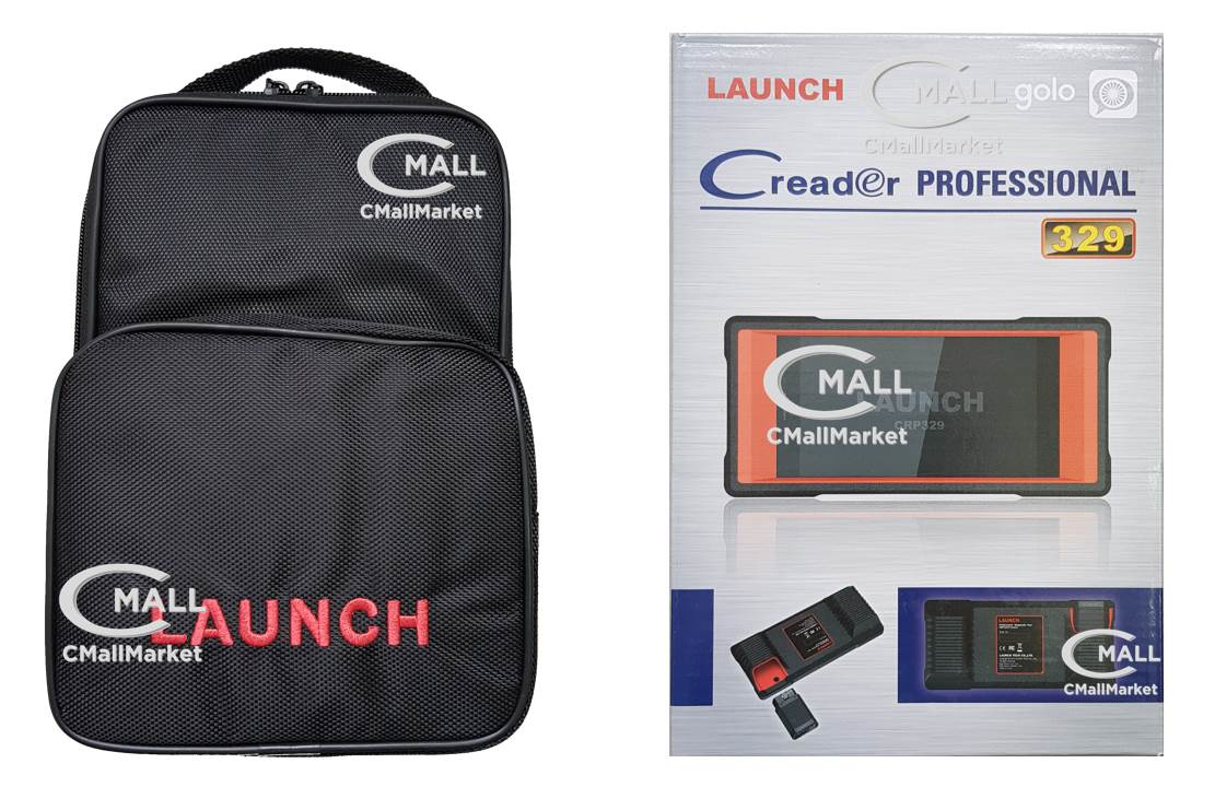 LAUNCH CRP329 FULL SYSTEMS CMALL MARKET