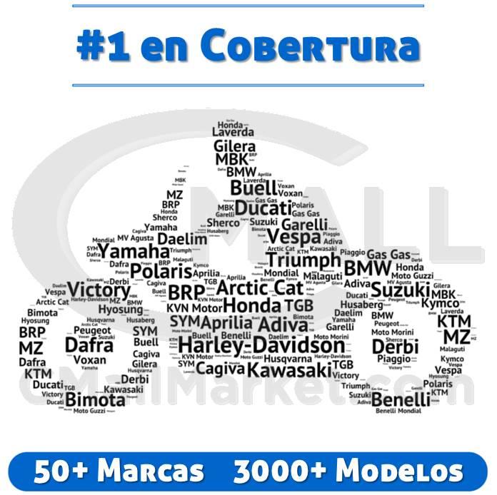 MOTORSCAN MemoBike 6050 COBERTURA CMALL MARKET