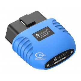 Scanner NEXAS NexLink Bluetooth OBD2 CAN para Android iOS y Windows (ELM327 Deluxe)