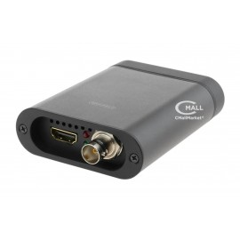 Capturadora HDMI - SDI a USB Profesional (Video y Audio) UNISHEEN