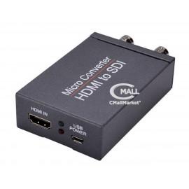 Adaptador / Convertidor HDMI a SDI 3G (BNC Digital)